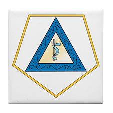 Grand Adah Tile Coaster