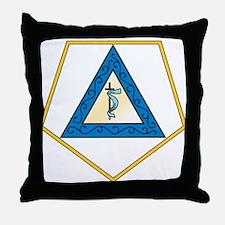 Grand Adah Throw Pillow