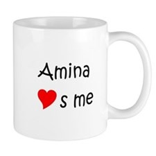 Unique Amina Mug