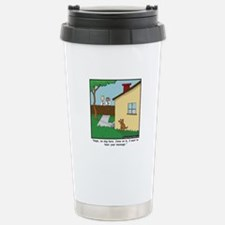 Dog Trap Travel Mug