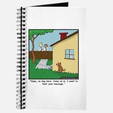 Dog Trap Journal