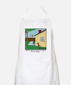 Dog Trap BBQ Apron