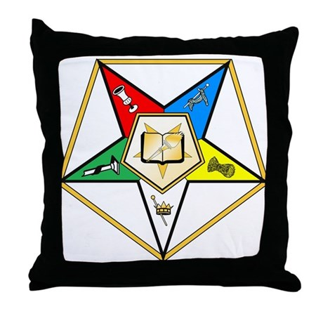 Grand Lecturer Throw Pillow