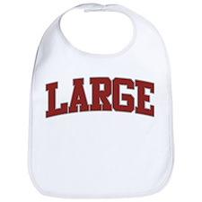LARGE Design Bib