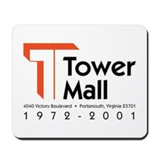 Tower Mall Mousepad