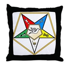 Grand Warder Throw Pillow