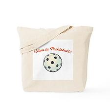 !Viva la Pickleball! Tote Bag