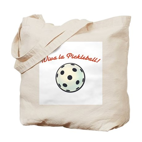 !Viva la Pickleball! Tote Bag