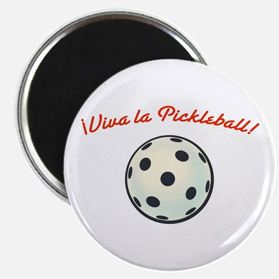 !Viva la Pickleball! Magnet