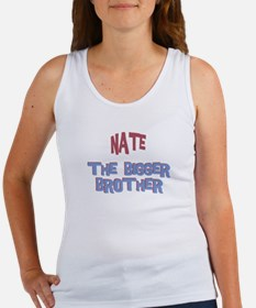 Nate - The Bigger Brother Women's Tank Top