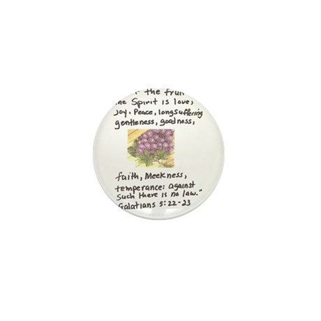 The Fruit of Love Mini Button (100 pack)