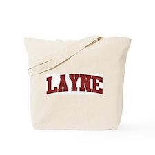 LAYNE Design Tote Bag