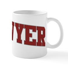 LAWYER Design Mug