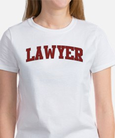 LAWYER Design Women's T-Shirt