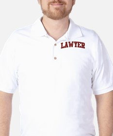 LAWYER Design Golf Shirt