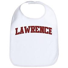 LAWRENCE Design Bib