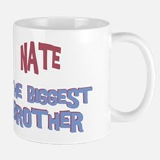 Nate - The Biggest Brother Mug