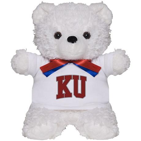 KU Design Teddy Bear