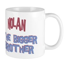 Nolan - The Bigger Brother Mug