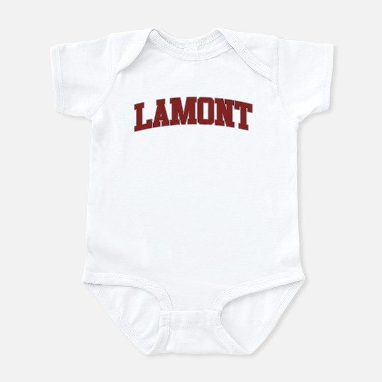 LAMONT Design Onesie