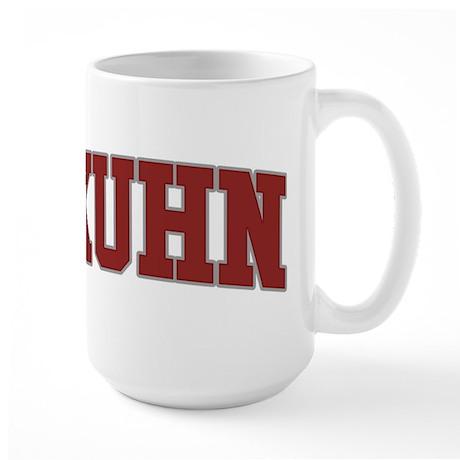 KUHN Design Large Mug
