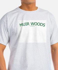 Muir Woods - Ash Grey T-Shirt