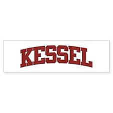 KESSEL Design Bumper Bumper Sticker