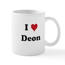I love Deon Mug