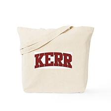 KERR Design Tote Bag