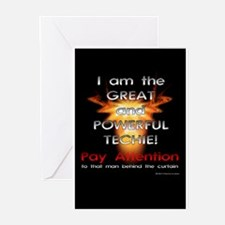 TSG Gear Wizard of Tech Greeting Cards (Pk of 10)