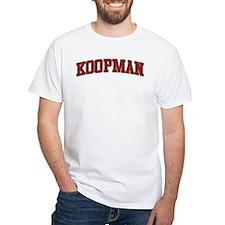 KOOPMAN Design Shirt