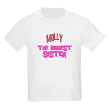 Molly - The Biggest Sister T-Shirt