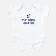Rob - The Bigger Brother Infant Bodysuit