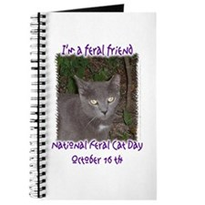 National Feral Cat Day Journal