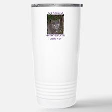 National Feral Cat Day 2 Travel Mug