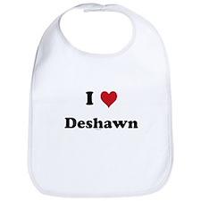 I love Deshawn Bib