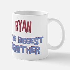Ryan - The Biggest Brother Mug