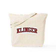 KLINGER Design Tote Bag
