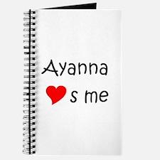 Unique Ayanna Journal