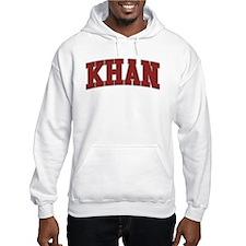 KHAN Design Hoodie