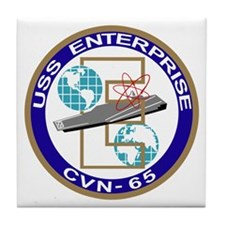 Cute Enterprise Tile Coaster