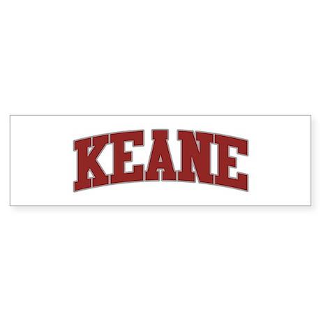 KEANE Design Bumper Sticker