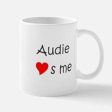 Funny Audie Mug