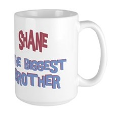 Shane - The Biggest Brother Mug