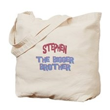 Stephen - The Bigger Brother Tote Bag