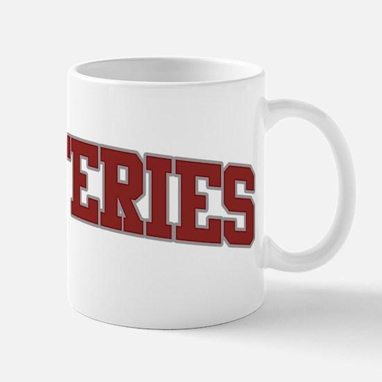 JEFFERIES Design Mug
