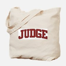 JUDGE Design Tote Bag