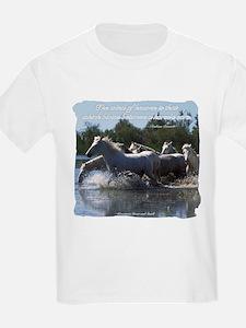 Horses w/ Proverb T-Shirt