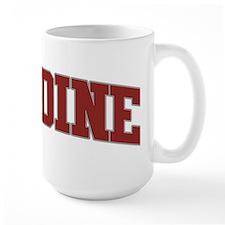 JARDINE Design Ceramic Mugs