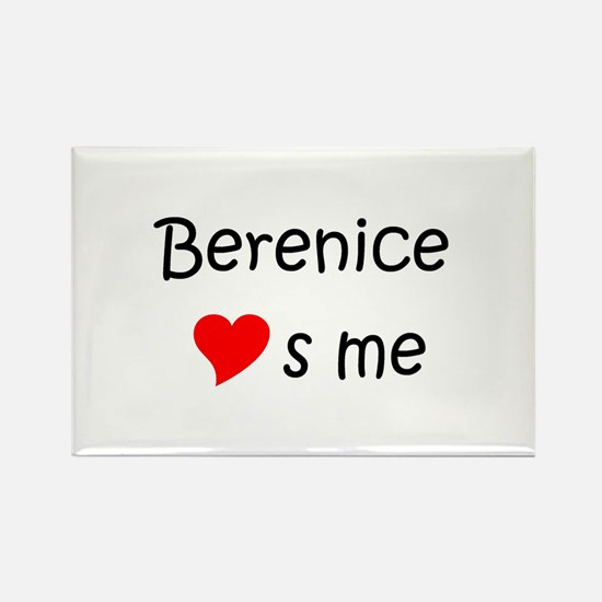 Berenice Rectangle Magnet